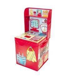 """Ігрова коробка для зберігання Pop-it-Up """"Магазин"""""""
