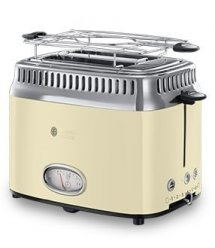 Тостер Russell Hobbs 21682-56 Retro Cream