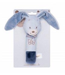 Nattou Погремушка шуршащая кролик Бибу 321105