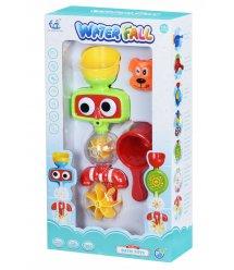 Іграшки для ванної Puzzle Water Fall 9906Ut