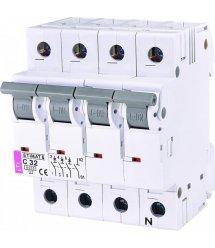 Автоматичний вимикач ETI ETIMAT 6 3p + N C 32А (6 kA)