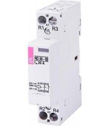 ETI КонтакторRD 20-02 230V AC/DC AC1 2н.з.