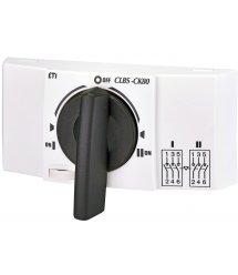 """Комплект з'єднання ETI в """"1-0-2"""" CLBS-CK 80 (для CLBS 16-80А)"""