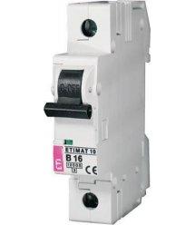 Авт. выключатель ETI ETIMAT 10 1p D 32А (10 kA)