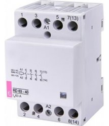 ETI RD 63-40 (230V AC/DC) (AC1)