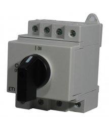 """ETI LS 16 SMA A4 4р """"1-0"""" 16A 1000V DC"""