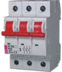 Выключатель нагрузки ETI SV 340 3р 40A