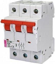 Выключатель нагрузки ETI SV 325 3р 25A
