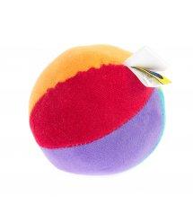 Мягкая игрушка goki Мячик с погремушкой 65042G