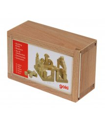 Конструктор дерев'яний goki Стандарт 58939