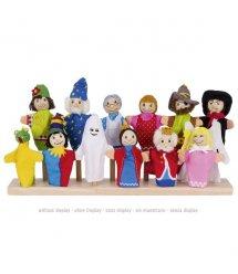 Кукла goki для пальчикового театра Вампир SO401G-6