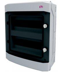 Пластиковий щит ETI, ECH 24PT (24 модулі зовнішнього виконання IP65)