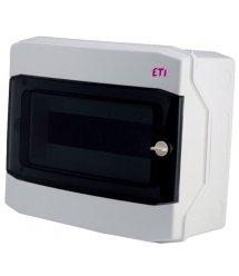 Пластиковий щит ETI, ECH 12PT (12 модулів зовнішнього виконання IP65)
