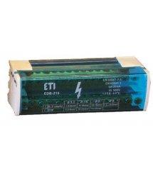 Блок розподільчий ETI EDB-215 2p, L+PE/N, 125A (15 виходів)