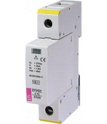 Обмежувач перенапруги ETI ETITEC C T2 275/20 (1 + 0) 1p
