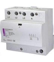 Обмежувач перенапруги ETI ETITEC C T2 275/20 (3+1) 4p