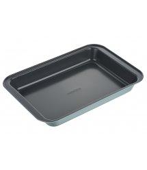 Форма для випікання Ardesto Tasty baking 37,5*25,5 см прямок., сірий,голубий, вуглецева сталь