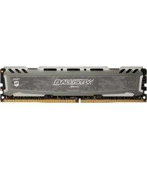 Пам'ять до ПК Micron Crucial DDR4 3000 16GB Ballistix Sport LT Gray