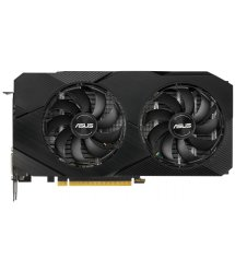 Вiдеокарта ASUS GeForce GTX1660TI 6GB GDDR6 Advanced EVO