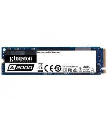 Твердотільний накопичувач SSD M.2 Kingston 500GB A2000 NVMe PCIe 3.0 4x 2280