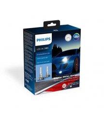 Лампа світлодіодна Philips H1 X-treme Ultinon Led +200%, 2 шт/комплект