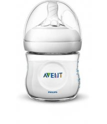 Пляшечка для годування Avent Natural 125 мл (SCF030/17)