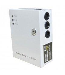 Блок бесперебойного питания Full Energy BBG-1210/8 для видеонаблюдения 12В, 10А, под 18Ач аккумулятор