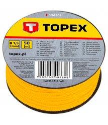Шнур каменщика разметочный Topex, 50м