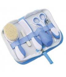 Набір по догляду за дитиною Nuvita Великий 0м+ Синій NV1136Blue