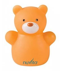 Дитячий нічник Nuvita Ведмедик 0м+ 8 см NV6601