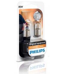 Лампа розжарювання Philips R5W Vision, 2шт/блістер