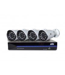 Комплект видеонаблюдения ATIS Prestige Kit IP 4ext