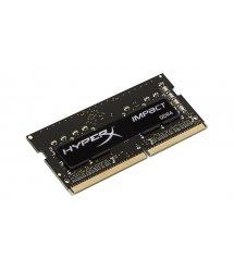 Пам'ять до ноутбука Kingston DDR4 2933 8GB SO-DIMM HyperX Impact