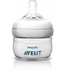 Пляшка для годування Avent Natural 60 мл (0-6 м+) SCF699/17