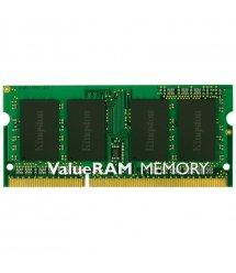 Пам'ять до ноутбука Kingston DDR3 1600 2GB SO-DIMM 1.5V