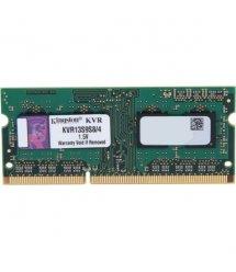 Пам'ять до ноутбука Kingston DDR3 1333 4GB SO-DIMM 1.5V
