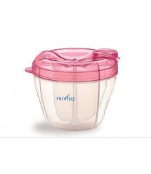 Контейнер для хранения молока Nuvita красный NV1461Red