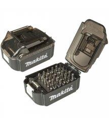 Набір біт Makita в футлярі форми батареї LXT 31 предмет