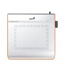 "Графічний планшет Genius EasyPen i405X 4"" x 5.5"" Silver"