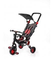 Триколісний велосипед Galileo Strollcycle Black червоний GB-1002-R