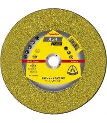 Круг відрізний по металу Klingspor 230х2х22,2 Kronenflex A24 Extra