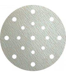 Шлифовальный круг Klingspor (липучка) O150мм P400 с отверстиями PS73BWK