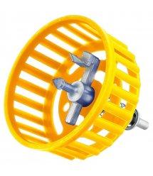 Свердло для кахлю (балеринка) із захистом діаметр 40 - 100 мм