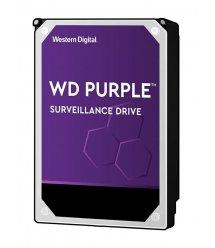"""Жорсткий диск WD 3.5"""" SATA 3.0 8TB 7200 256MB Purple Surveillance"""