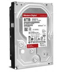 """Жорсткий диск WD 3.5"""" SATA 3.0 8TB 5400 256MB Red NAS"""