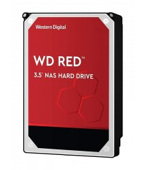 """Жорсткий диск WD 3.5"""" SATA 3.0 6TB 5400 256MB Red NAS"""