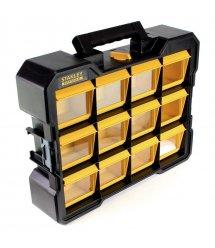 Ящик інструментальний (касетниця) 45 х 105 х 35,6 см STANLEY FATMAX з 12 зйомними відділеннями