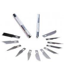 Набір ножів та лез для дрібних робіт