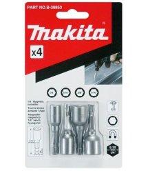 Набір магнітних насадок Makita 4 шт. (дюймові)