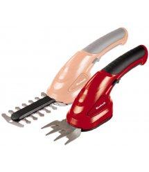Ножиці Einhell GC-CG 3,6 Li T для трави, 3,6 В Li-Ion, 1,3 Ач, макс 60 хв, 70-100 мм